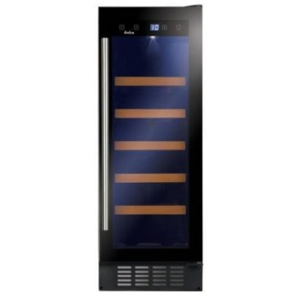 Amica AWC301BL Wine Cooler