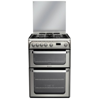 Hotpoint HUG61X Cooker