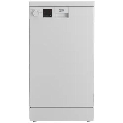Beko DVS04020W Slimline Dishwasher