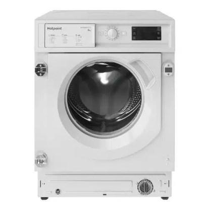 Hotpoint BIWMHG81484 Integrated Washing Machine