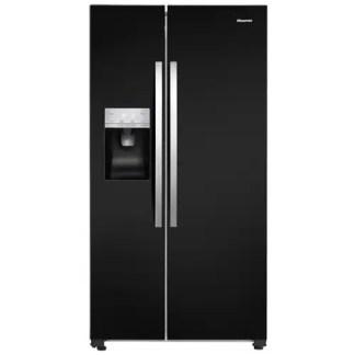 Hisense RS694N4IBF Fridge Freezer