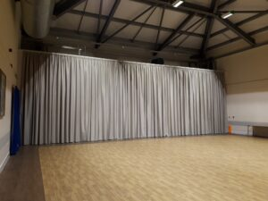 acoustic curtains sound proofing