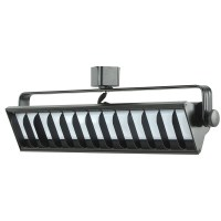 Compact Fluorescent Track Lighting Fixture 50078 ...