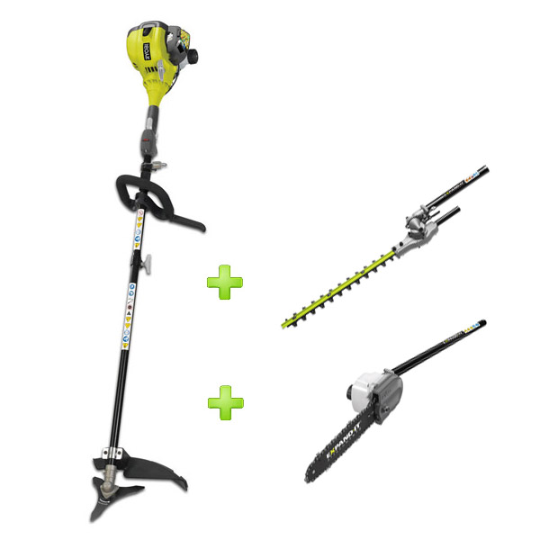 Ryobi Expand-It Petrol Brush Cutter Kit RBC30KIT1