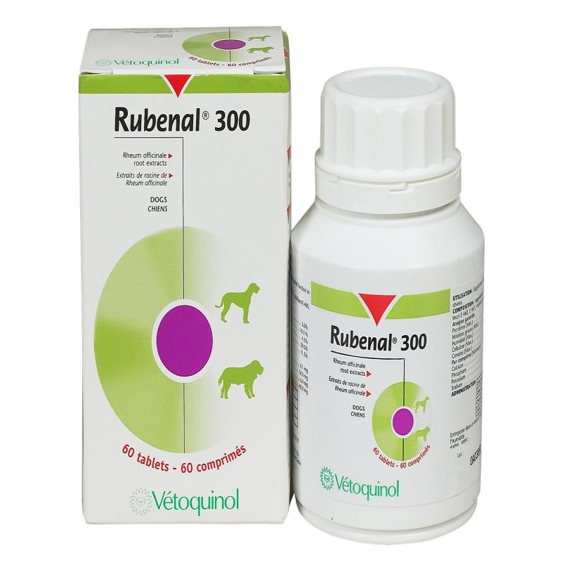 Rubenal – Diätergänzungsfuttermittel zur Unterstützung der Nierenfunktion - Vétoquinol / Direct-Vet