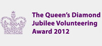 The Queen's Diamond Jubilee Volunteering Award 2012