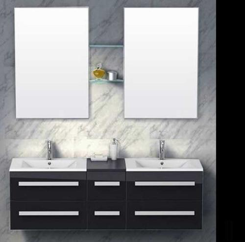 ensemble de salle de bain complet avec robinetterie 3 coloris