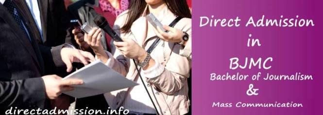 Direct Admission BJMC