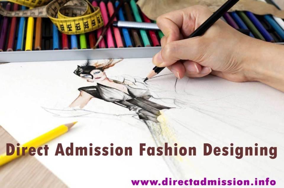 Direct Admission Fashion