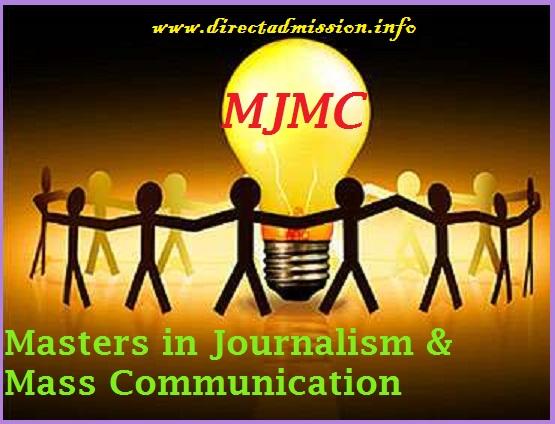 Direct Admission MJMC