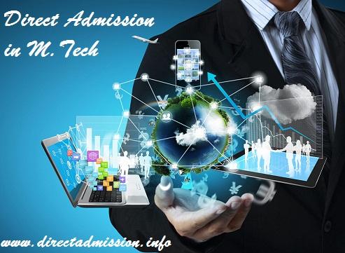 Direct Admission MTech