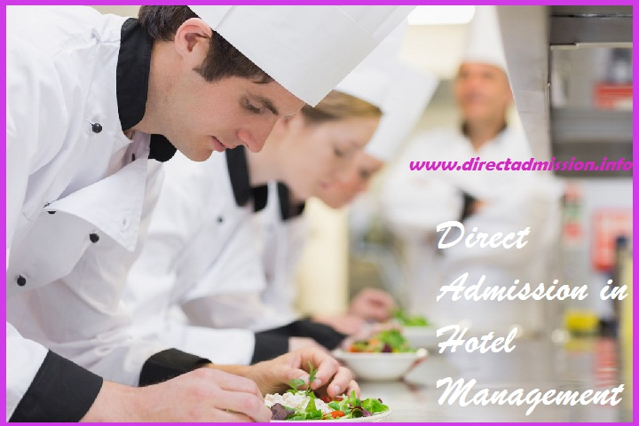 Direct Admission in Top Hotel Management Colleges in India