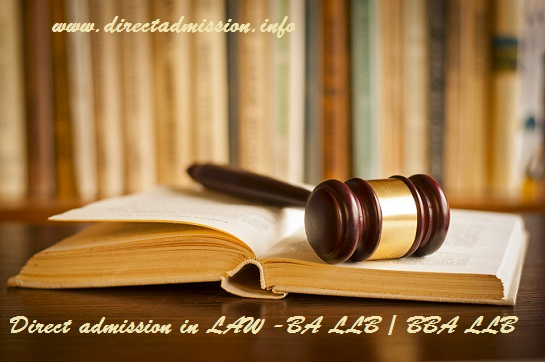 Direct Admission in law