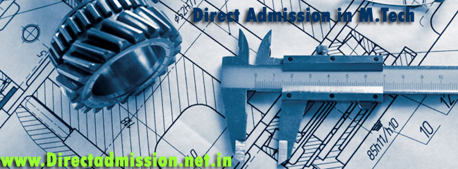 Direct Admission in M.Tech