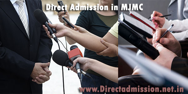 Direct Admission in MJMC
