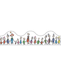 Dr Seuss Whoville Whos Trim At Direct Advantage