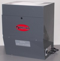 HEPA filter MERV 11