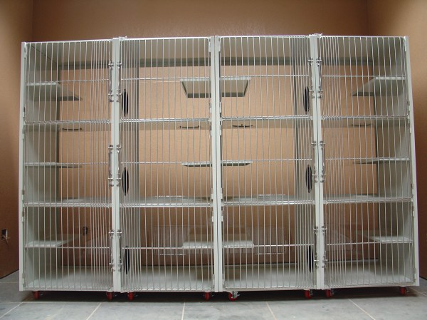 Animal Shelters for Cat Condo Cages