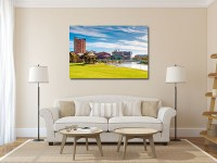Adelaide Day View Wall Art Print | Buy Affordable Art