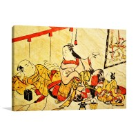 Typical Japanese Wall Art Print | Cool Artwork Ideas