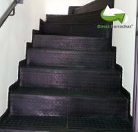 Carpete De Borracha Para Escada - Carpet Vidalondon