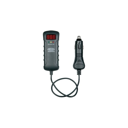 small resolution of ring automotive 12v and 24v cattery tester with dc plug and led indicators