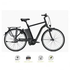 Kalkhoff electric bikes at The Bike Store Durham