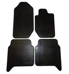 polco four piece rubber tailored to fit van mats for ford ranger 2012  [ 1000 x 1000 Pixel ]