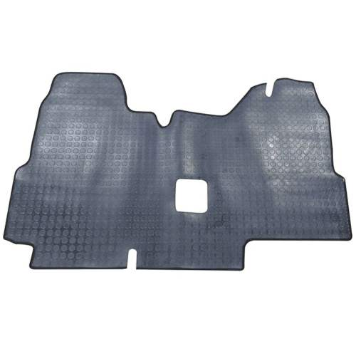small resolution of polco one piece front rubber tailored to fit van mat for ford transit 2000 2006
