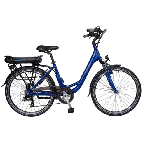 Pulse ZL2 Tranz X electric bike