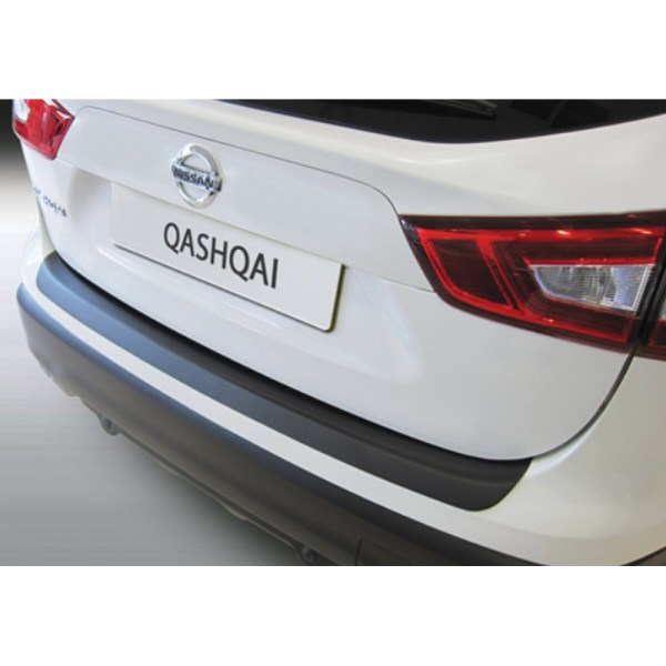 Nissan Qashqai Rear Bumper Protector 2014 Onwards