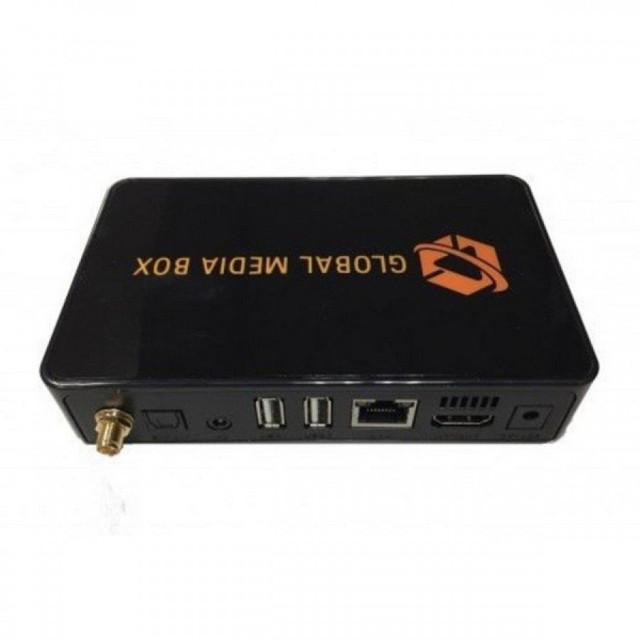 Global Plus TV Box - Direct Cell