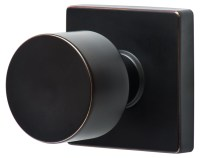 Sure-Loc Door Hardware - Bergen Modern Round Knob with ...