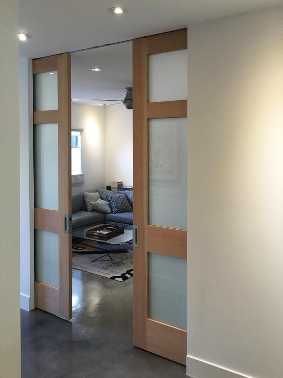 Cavilock Cl400d Magnetic Passage Pocket Door Lock For Bi