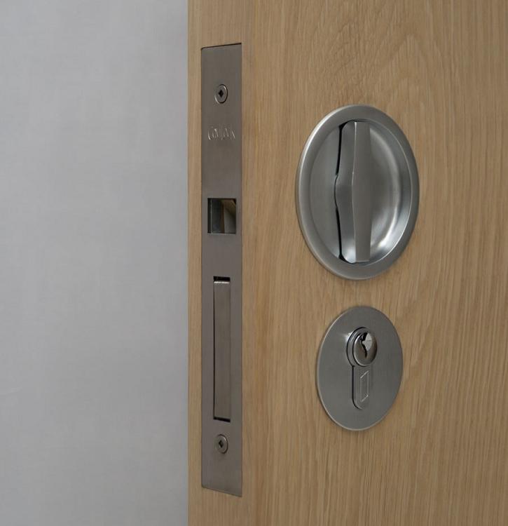 sliding door locks with key