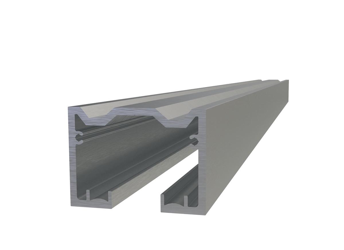 cavity sliders heavy duty track for sliding doors up to 1100lb capacity