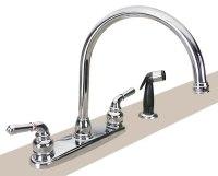 Gooseneck Kitchen Faucet | Faucets Reviews
