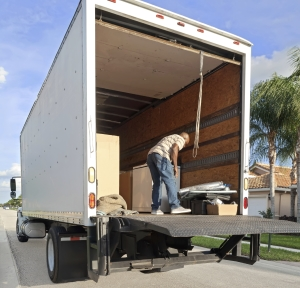 Lift Gates for Vans and Trucks  Expedited Freight Vehicle