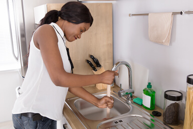 how do you unclog a sink drain common