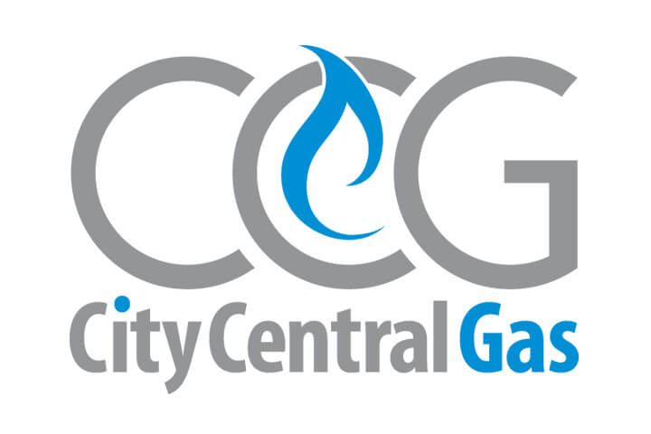 City Central Gas Logo