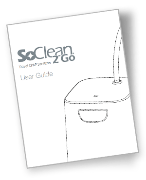 Direct Home Medical: SoClean® 2 Go Portable CPAP Cleaner