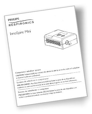 Direct Home Medical: InnoSpire Mini Compressor Machine Kit