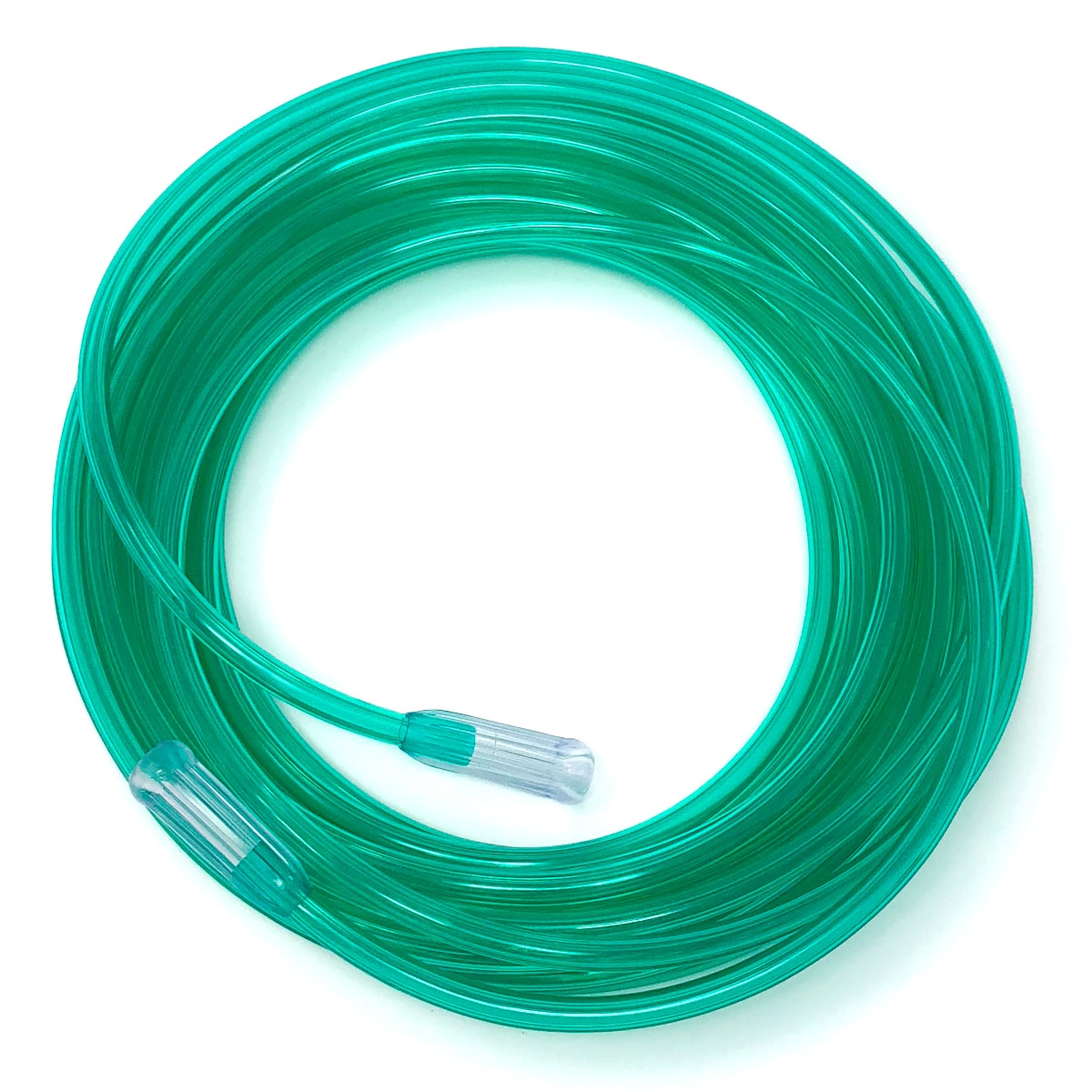 50Foot Green Oxygen Tubing  Ships Free
