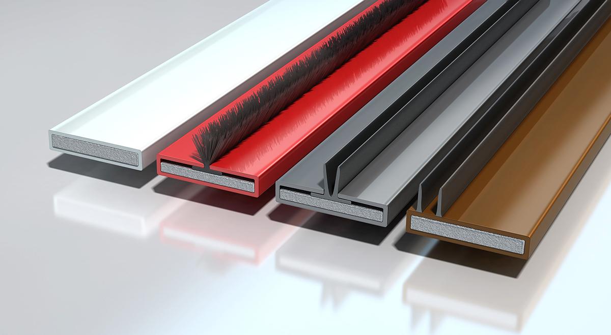 Pyrostrip renders, 3 d modelling, CAD illustration, technical illustration, colour rendered illustration