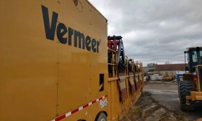 2014 Vermeer R9x12T