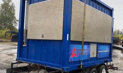 American Augers DD440T 440 DRILL SHACK L