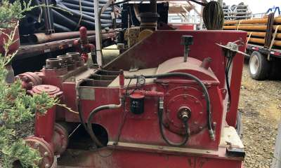 Tulsa Rig Iron TT660