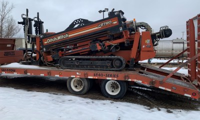 2007 Ditch Witch JT2720AT
