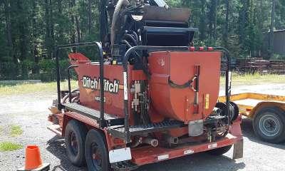 2015 Ditch Witch MR90