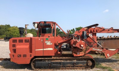 2009 Ditch Witch HT220 trencher